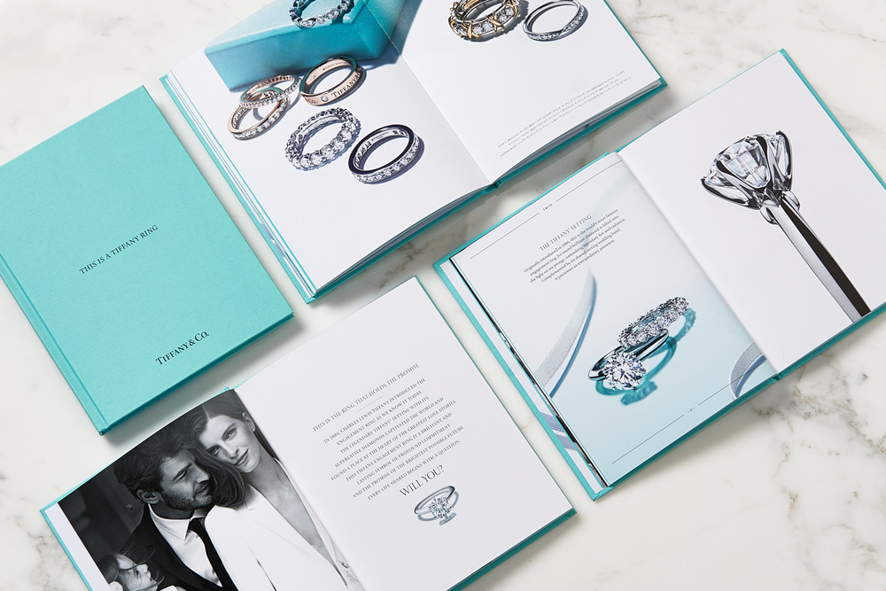 Bridal Catalogue Art direction and design Photography / Raymond Meier
