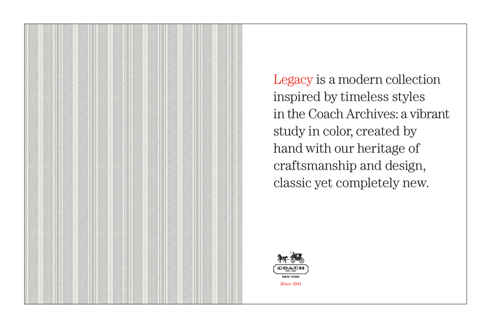 Legacy Catalogue Photography / David Sims Gary Petersen