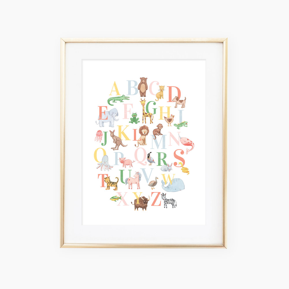 Animal Alphabet_framed.jpg