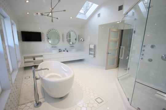 MASTER BATHROOM BEDROOM GALLERY - ZION
