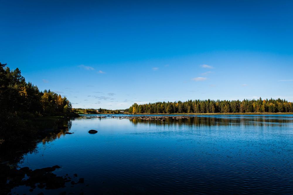 Ny försäljningschef med ansvar för samtliga fiskevatten i landet som Sveaskog förvaltar.