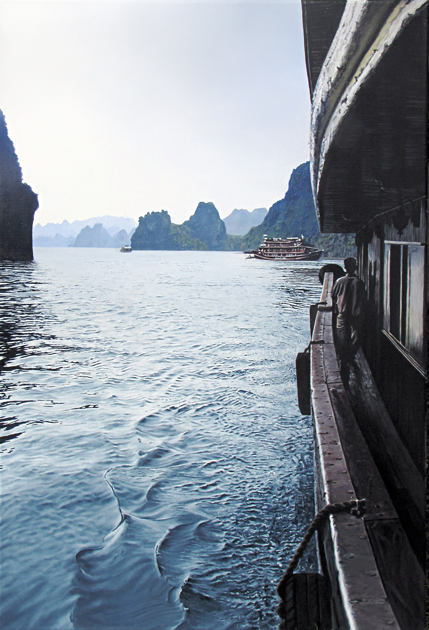 Hao Long Bay