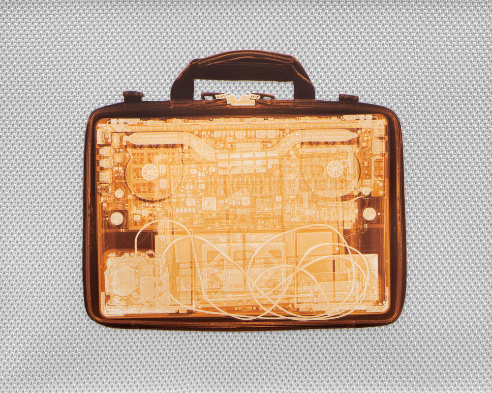Amber Laptop Case