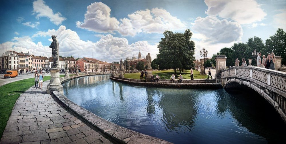 Prato della Valle, Padua