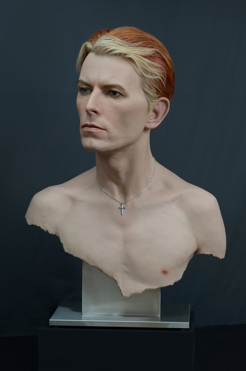 David Bowie (3/4 view)