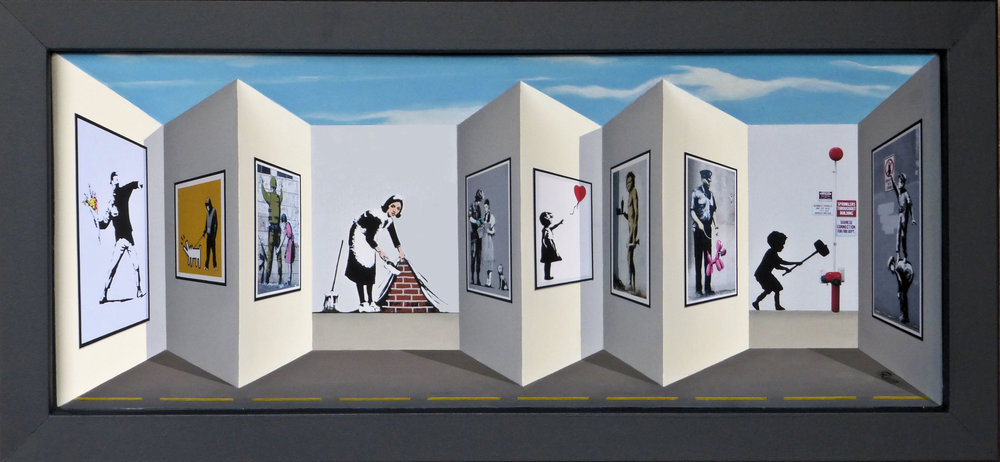 Gallery BC (Banksy)