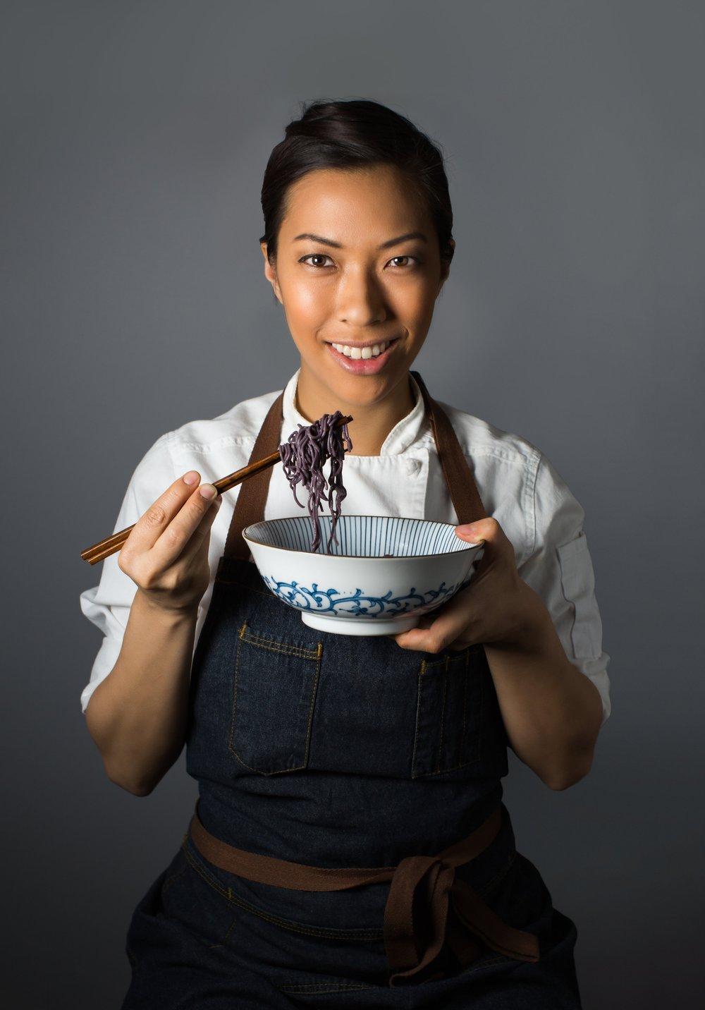 Chef Tiffany Senin