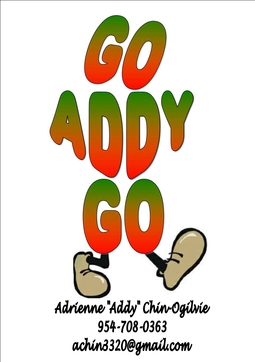 GO-ADDY-GO PROPOTIONS