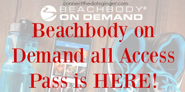 Beachbody on demand all access pass