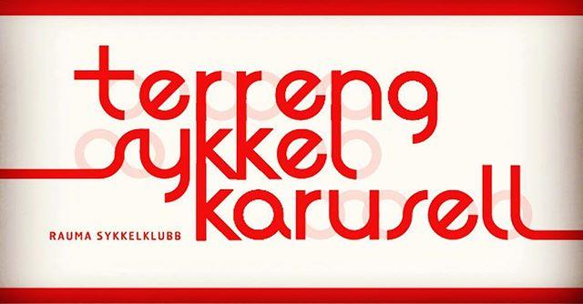 På onsdag er det #terrengsykkelkarusell #3 Vi håper mange har anledning til å komme på dette flotte treningsrittet. Les mer på www.raumask.com Ønsker du å motta e-post med info, kan du sende en e-post til sykkel@raumask.com
