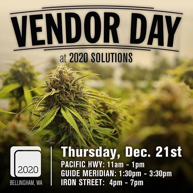 Come say high to #northcoastgrowers @2020solutions_bellingham  This Thursday!! Pacific Hwy 11 am - 1 pm  Guide Meridian 1:30 pm - 3:30 pm  Iron Street 4 pm - 7 pm.  @karry_jane70 and @robertatterberry will both be there with jingle bells on!