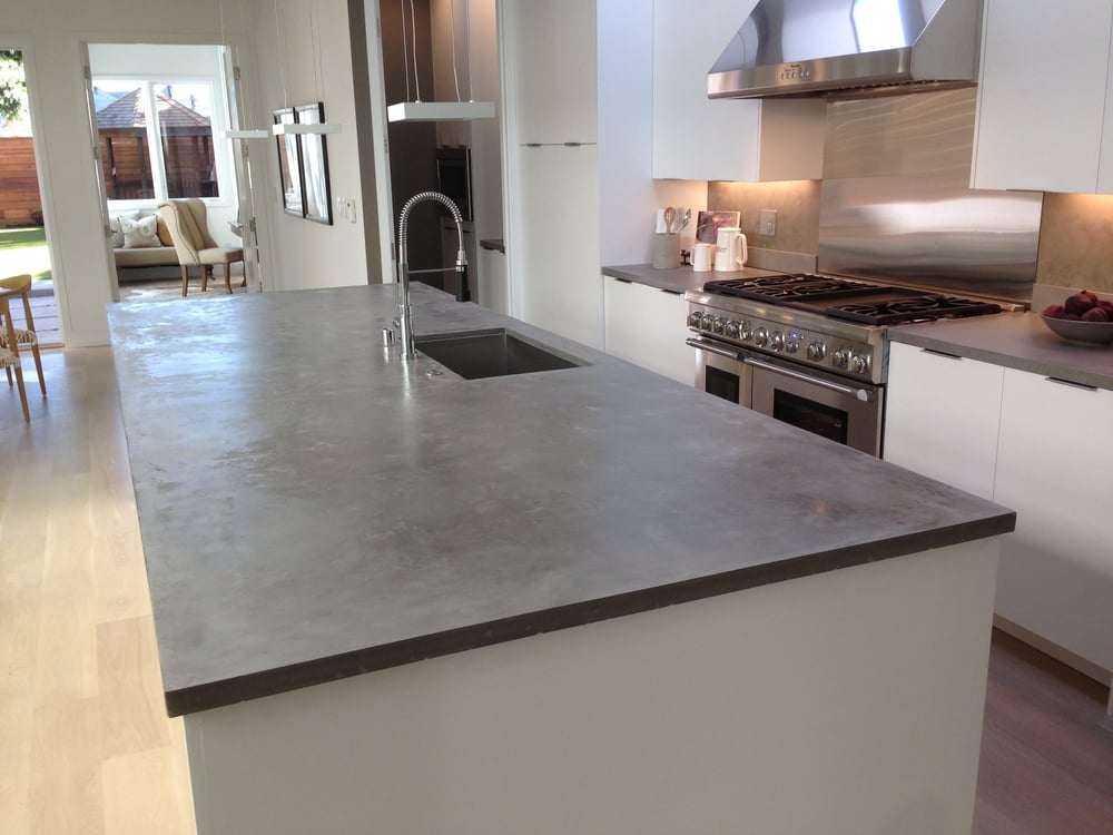 Artisan Concrete, Custom Fabrication And Specialty Finishes