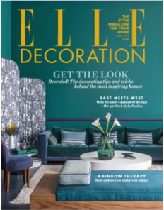 THEOBERT POT INTERIOR BLOGGER WHERE THE UGLY ENDS ELLE DECORATION UK