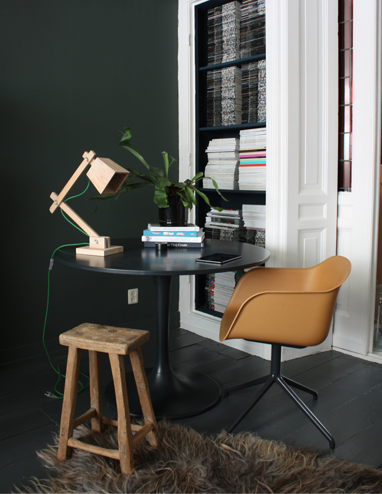 THE NICE STUFF COLLECTOR MUUTO EDWIN PELSER