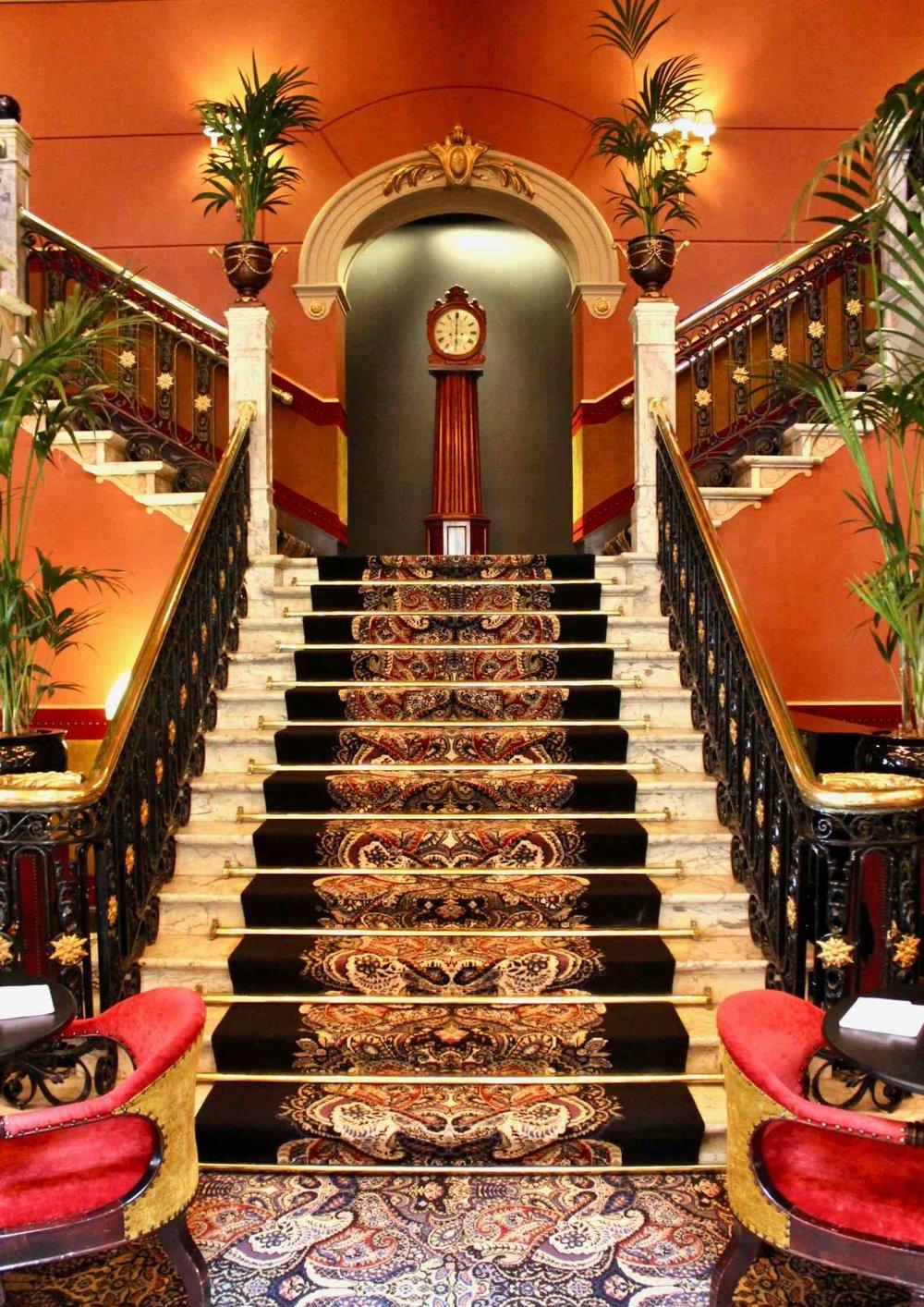 the nice stuff collector hotel des indes den haag