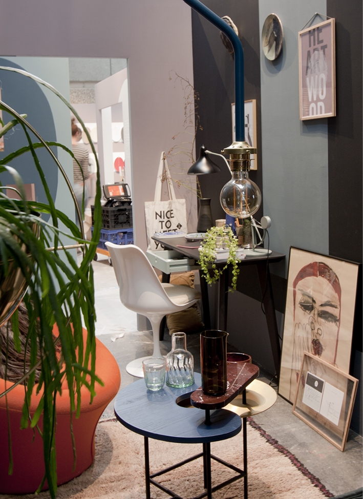 My livingroom Designbeurs Amsterdam — THE NICE STUFF COLLECTOR