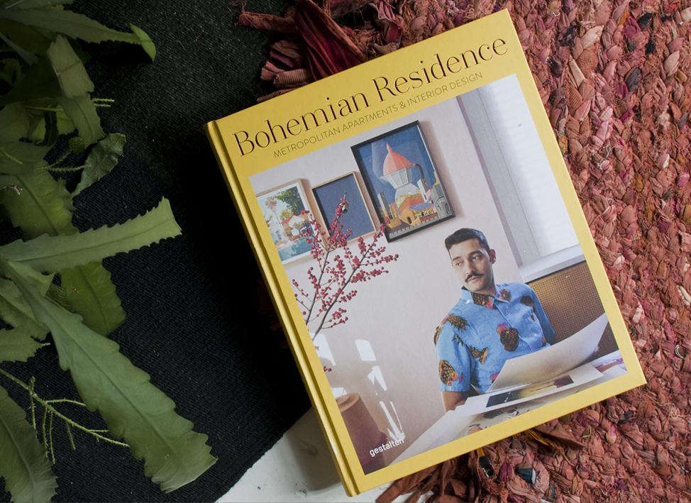 INTERIOR BLOGGER INTERIEUR BLOG THEO-BERT POT THE NICE STUFF COLLECTOR BOOKS MAGAZINE GESTALTEN BOHEMIAN RESIDENCE -1.jpg