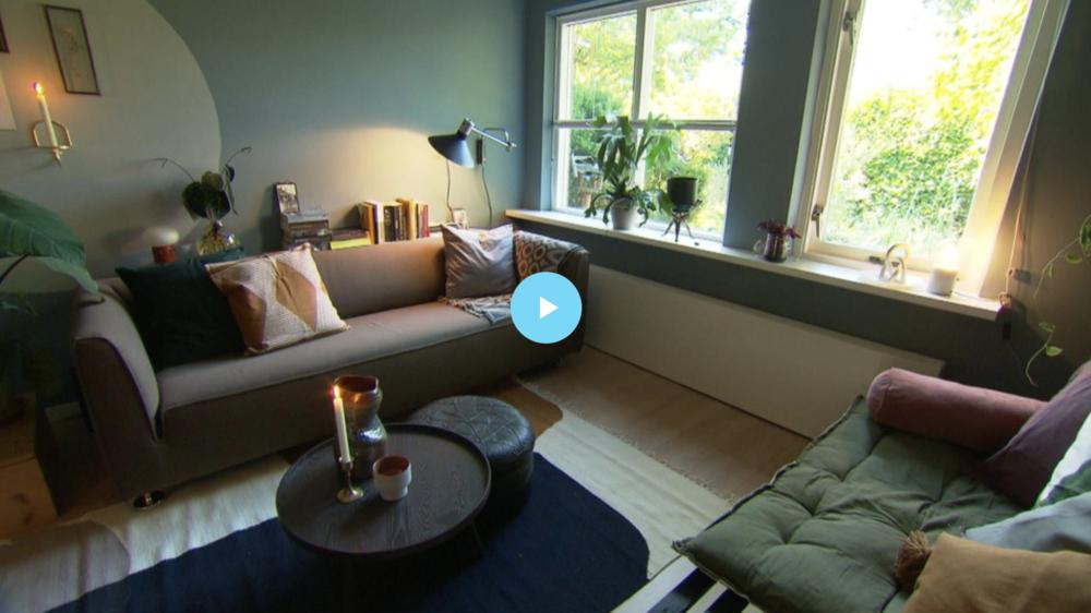 Woonkamer gestyld in Bleiswijk: een nieuw seizoen tv programma ...