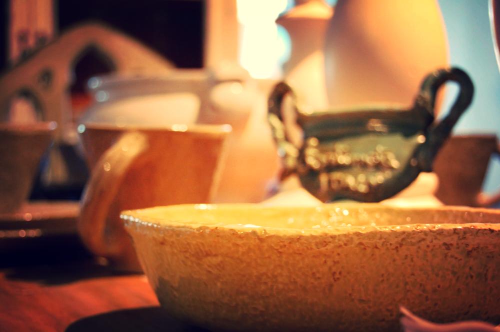 Uneven Glazing, Fortunata Handcrafted Ceramics