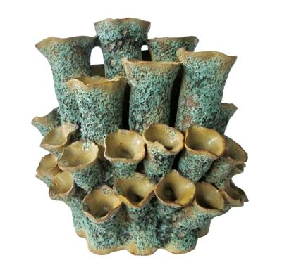 Seaflower Vase