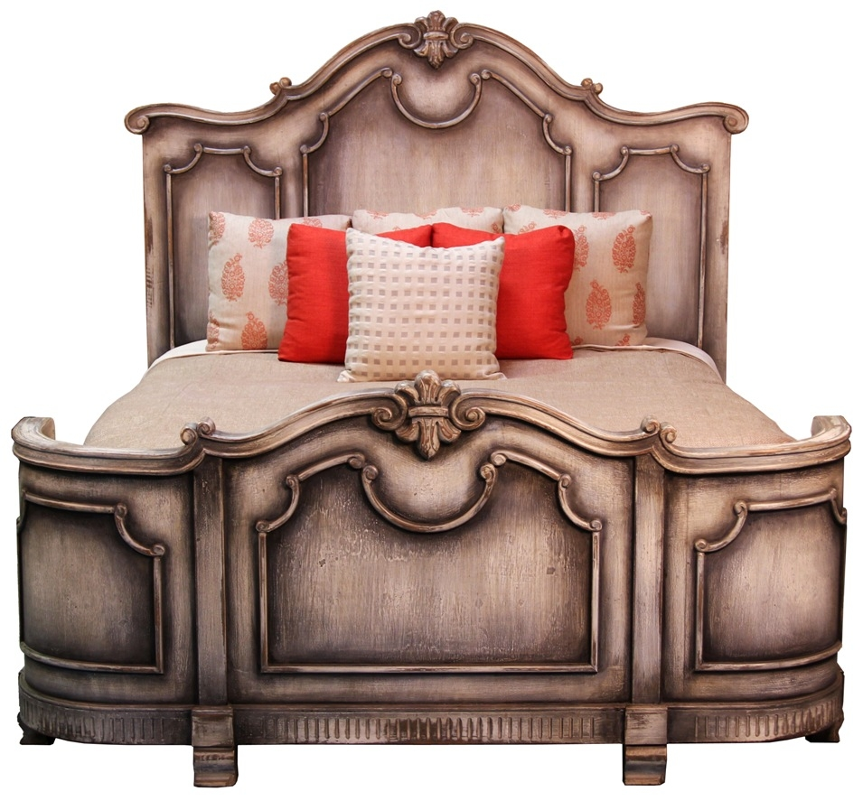 Peninsula French Bed