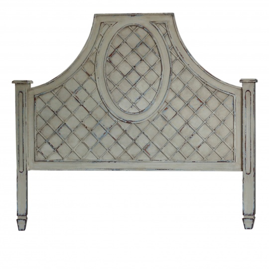 The Dauphine Headboard