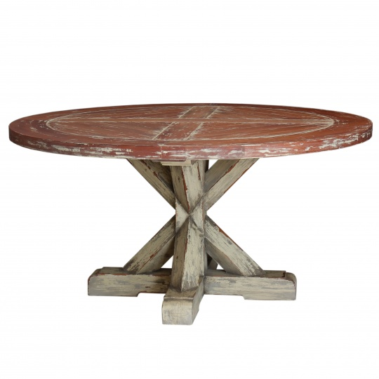 Bankside Round Dining Table