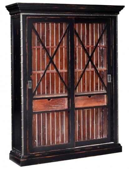 Harold Display Cabinet