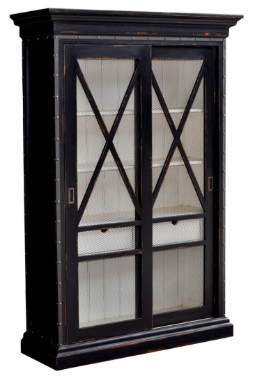 Small Harold Display Cabinet