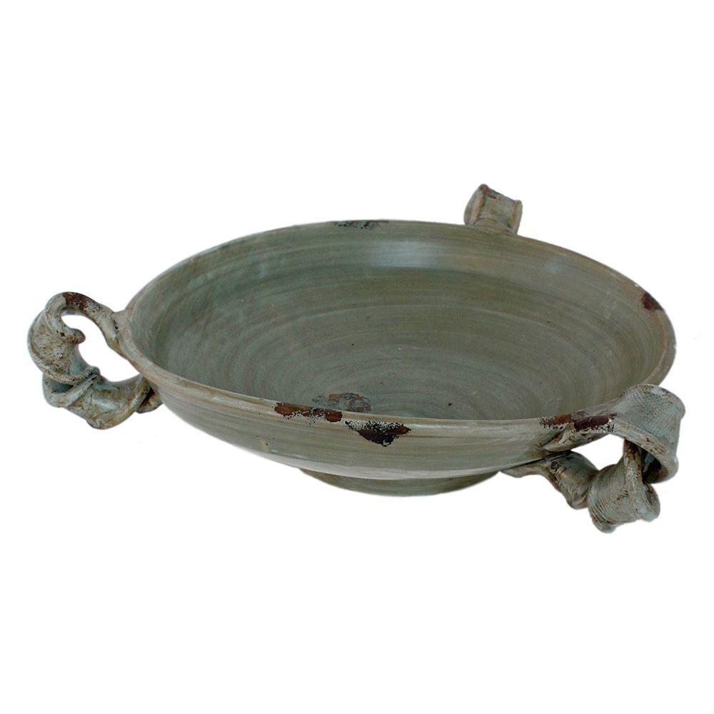 Silvery Arno Bowl
