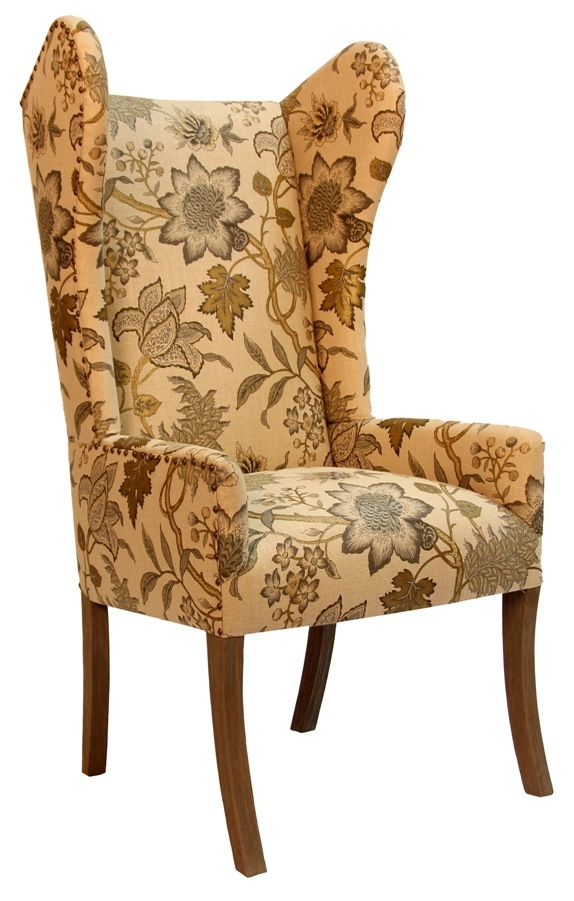 Wing Back Chair Margo