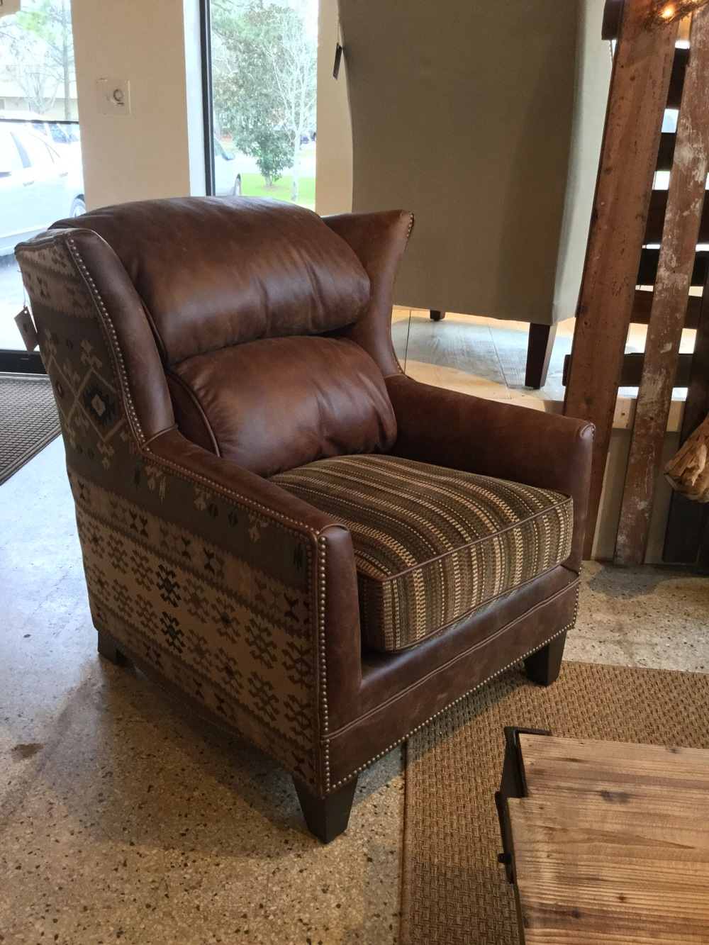 Charmant King Hickory Chair.JPG