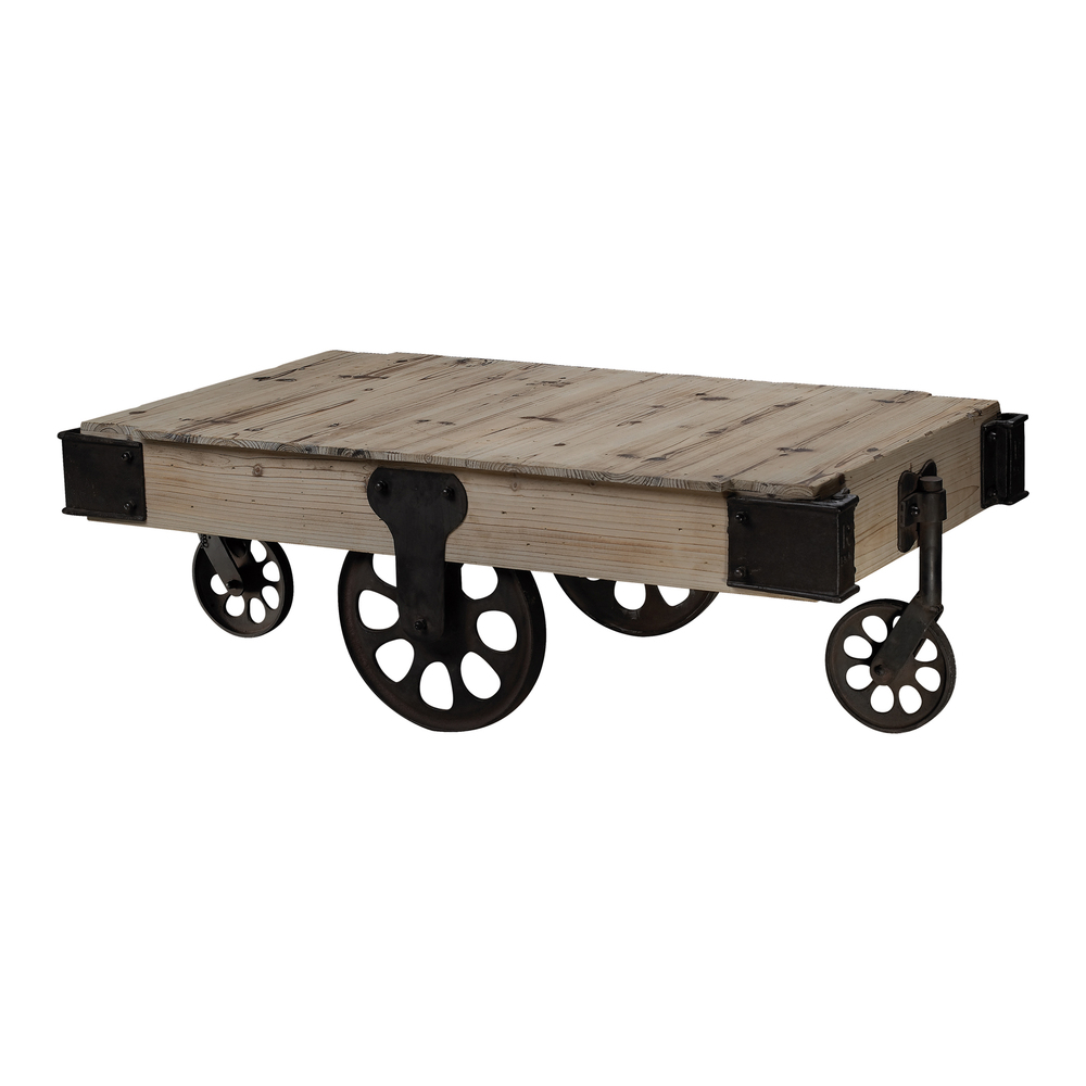 Sterling Wagon Coffee Table