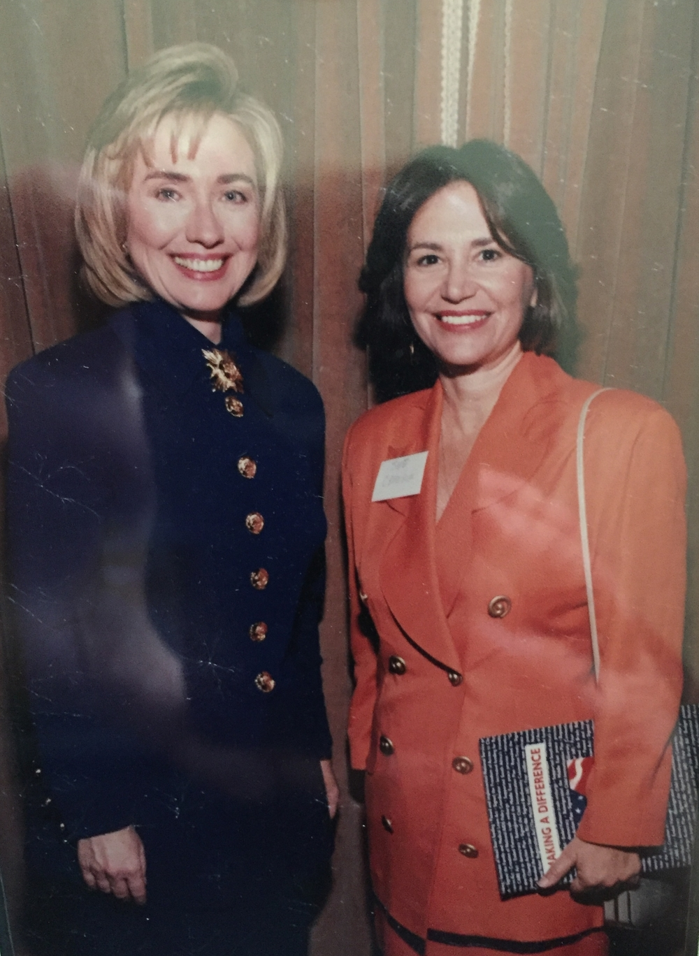 Hillary and I have been waiting a long time