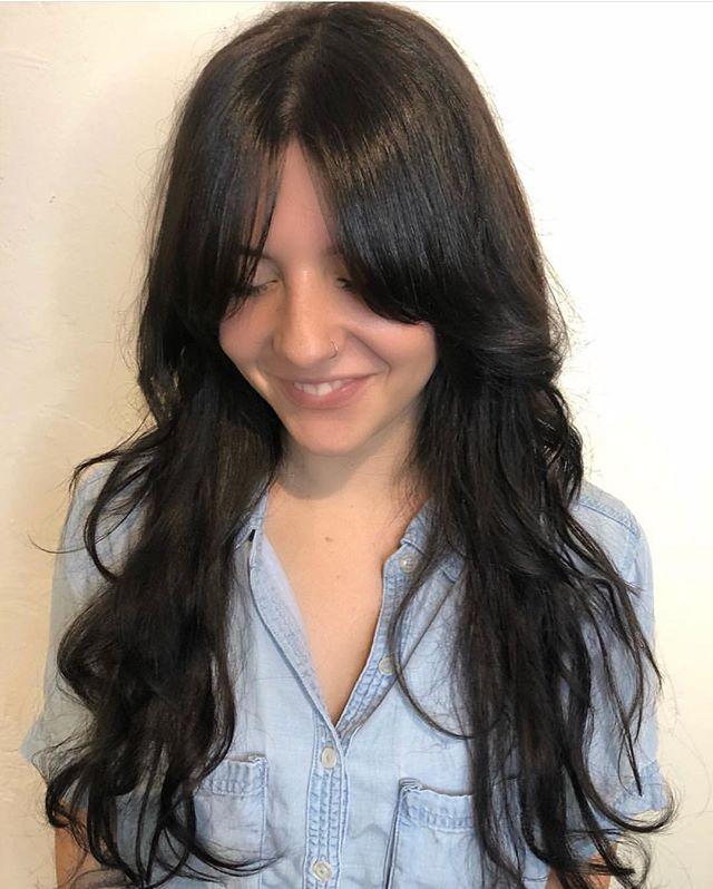 Haircut by Erin @erinporsia