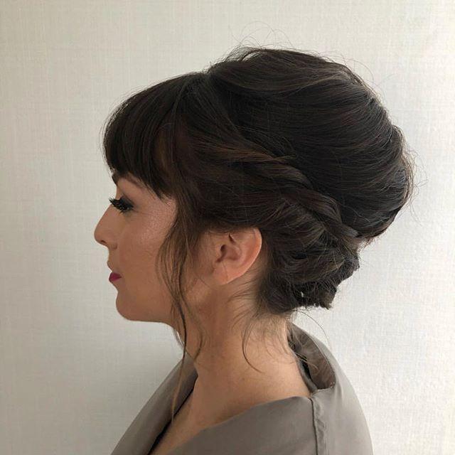 Bridal styling by Kaylyn @kaylyn_walborn_hair