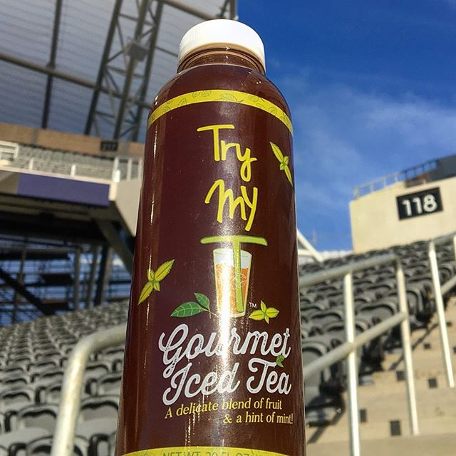 "LAFC fans game time is Saturday night at Banc of California Stadium!! Get your ""Next Level"" iced tea experience drink ON with TryMyT gourmet iced tea, available at your nearest portable inside the stadium. Super refreshing! Next best to water!  #nextlevel #gourmet #icedtea #experience #lafc #soccer #futbol #tealove #tealovers #tealife #teagram #teatox #tea #weekend #california #socal #losangeles #usa #californialiving #weekendvibes"