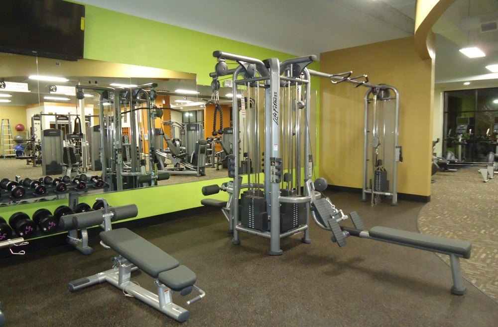 NOW OPEN!! - Wilkus Architects works with local Durham Franchisee and Anytime Fitness Corporate to open yet another Anytime Fitness.