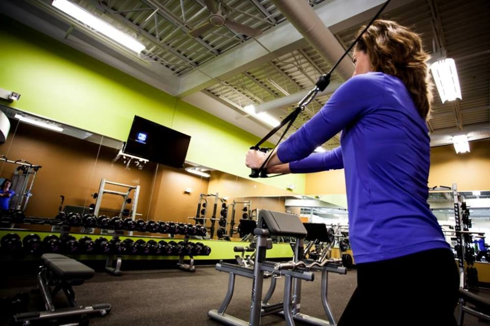 NOW OPEN!! - Wilkus Architects works with Anytime Fitness to launch it's latest location in Richfield, MN.