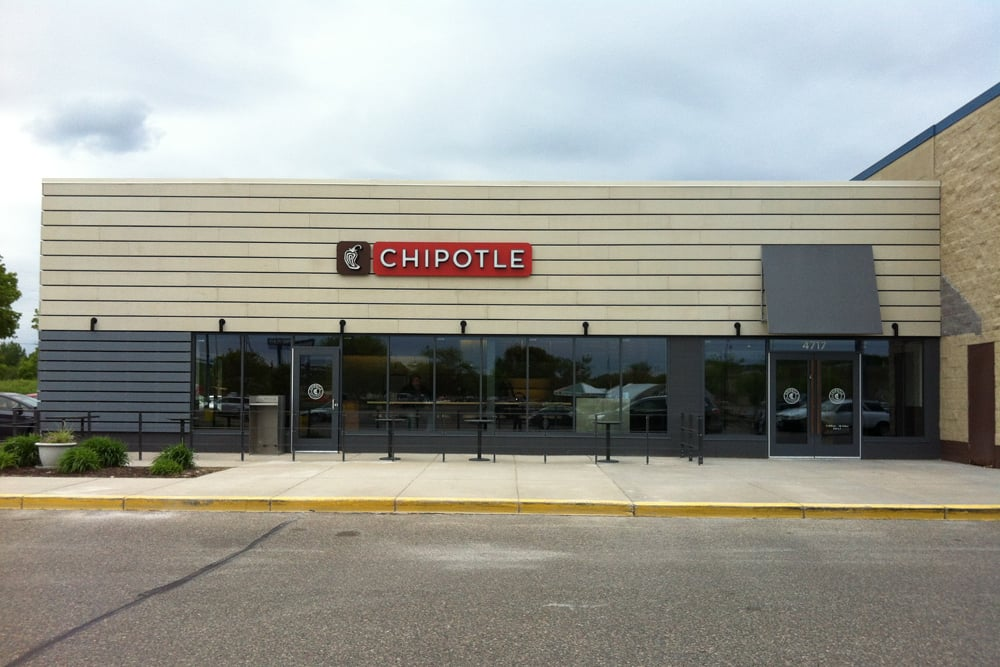 NOW OPEN!! - Chipotle Mexican Grill announced last week grand opening of their new location in Minnetonka, MN.