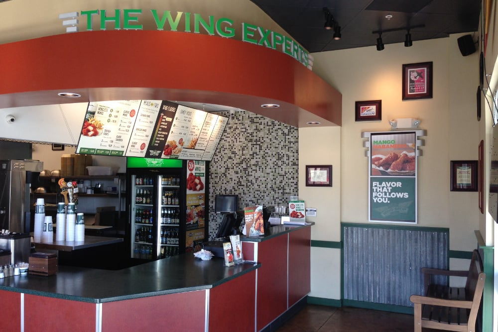 NOW OPEN!! - Eden Prairie, MN based Wilkus Architects is proud to announce their second official Wingstop location has opened in Manteca, CA.