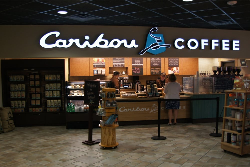 NOW OPEN!! - Caribou Coffee has officially announced the opening of it's newest location in Bloomington, IL.