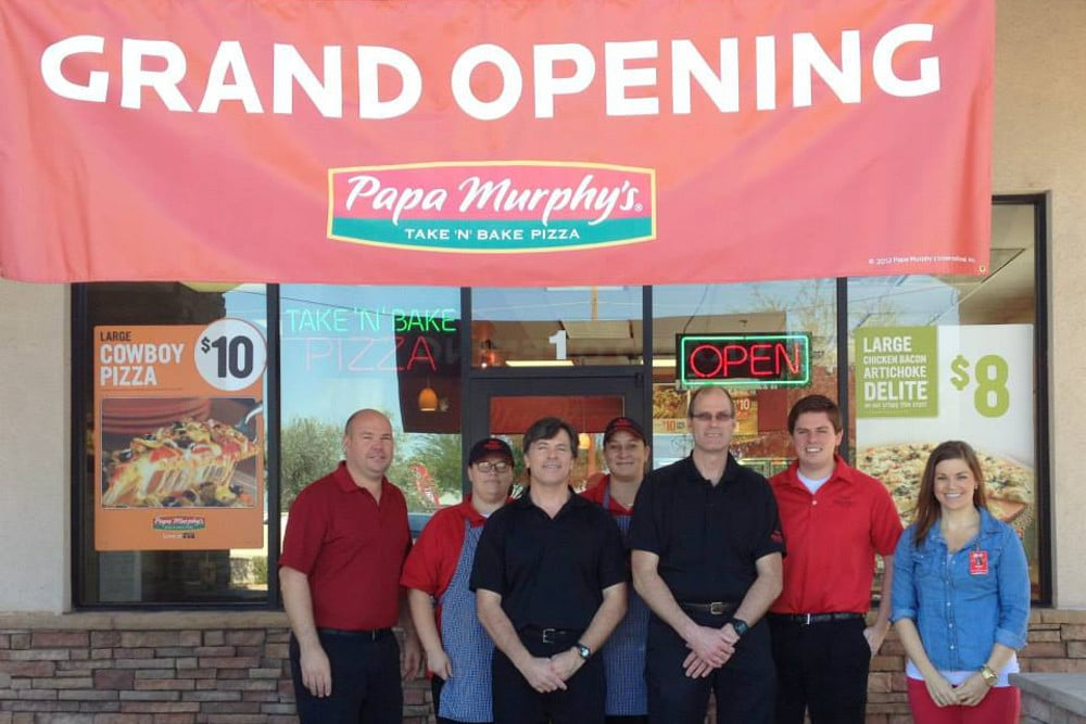 NOW OPEN!! - Papa Murphy's Take 'N' Bake Pizza is proud to announce the opening of their newest location in Chandler, AZ.