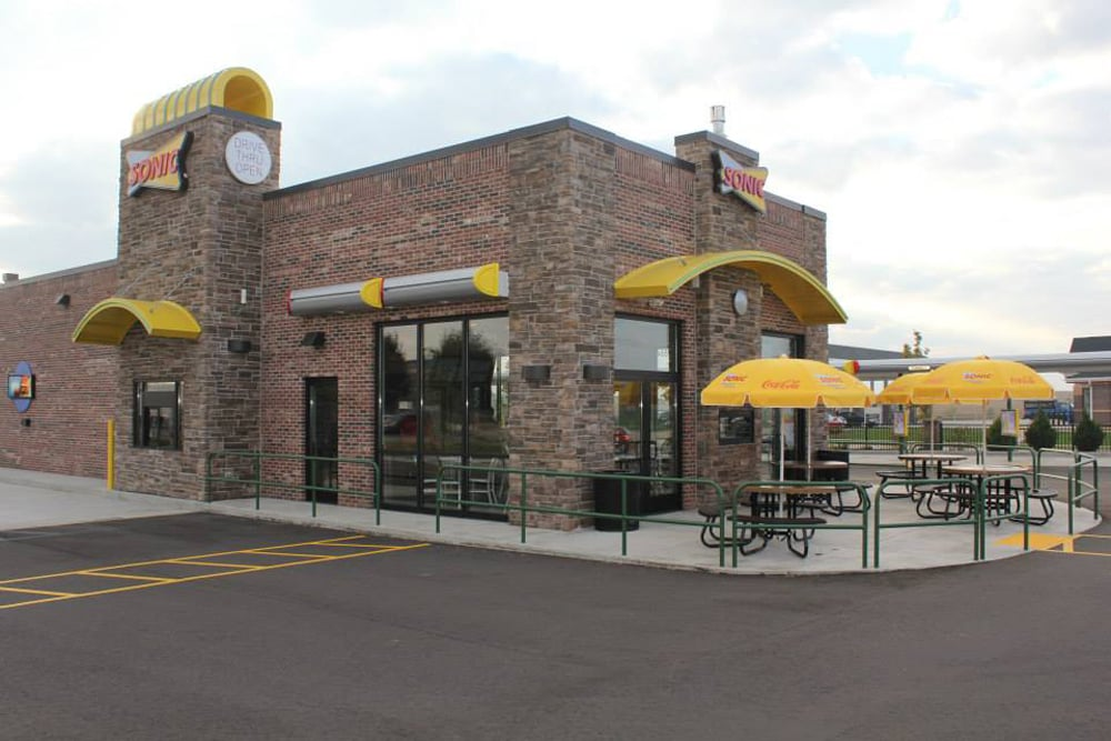 NOW OPEN!! - Sonic Drive-In and local franchisees officially announce the grand opening of their newest restaurant location at 2564 Ironwood Drive in Sun Prairie, Wisconsin.