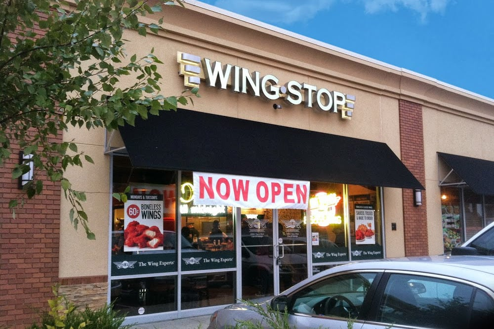 NOW OPEN!! - Wingstop Restaurants and local brand partner officially announced the opening of their newest restaurant location at 11825 US Hwy 40, Suite C in Independence, Missouri.