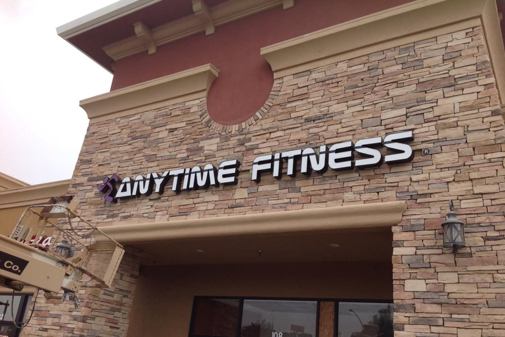 Anytime Fitness Sagner, CA