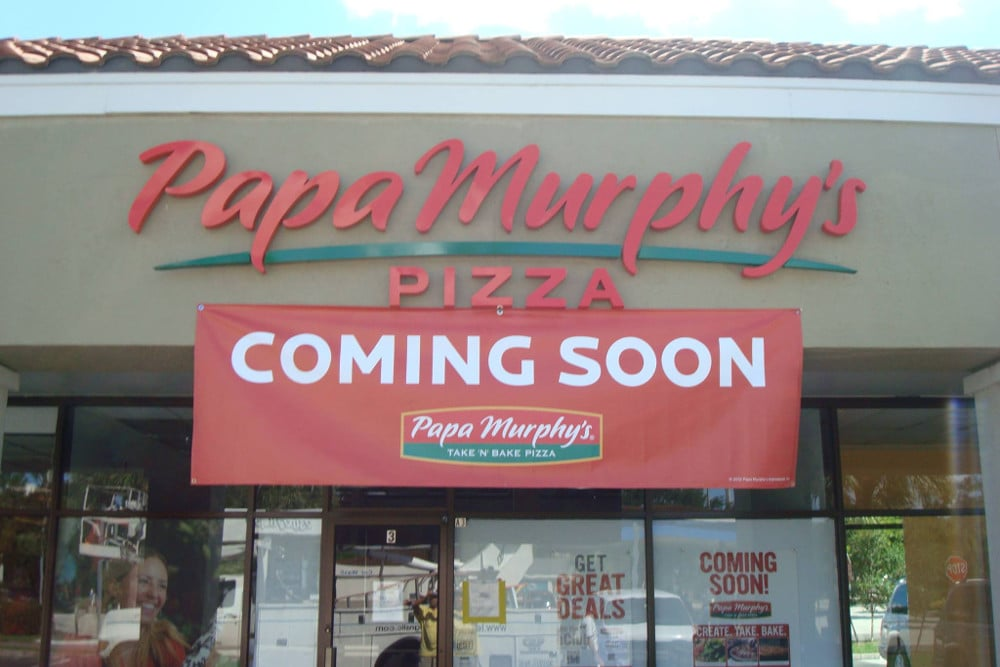 NOW OPEN!! - Papa Murphy's Take 'N' Bake Pizza is proud to announce the opening of their newest location in Fort Myers, Florida.