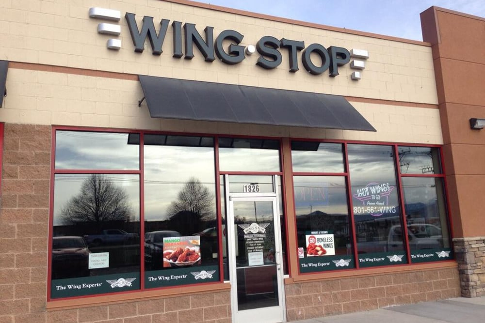 NOW OPEN!! - Wingstop Restaurants and local brand partner officially announced the opening of their newest restaurant location at 1824 W. 9000 South in West Jordan, Utah.