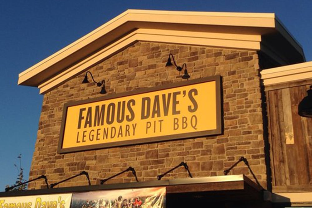 NOW OPEN!! - Famous Dave's has officially announced the opening of their newest location in Germantown, Maryland.