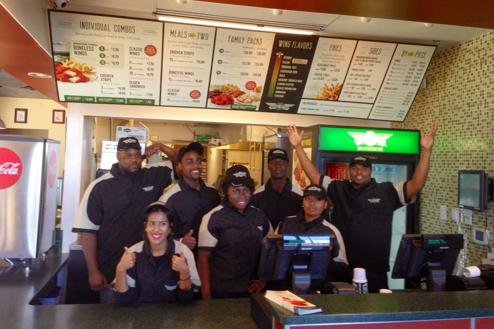 NOW OPEN!! - Wingstop has officially entered the Charlotte market with the opening of its first Wingstop located at 9211 N. Tryon St.